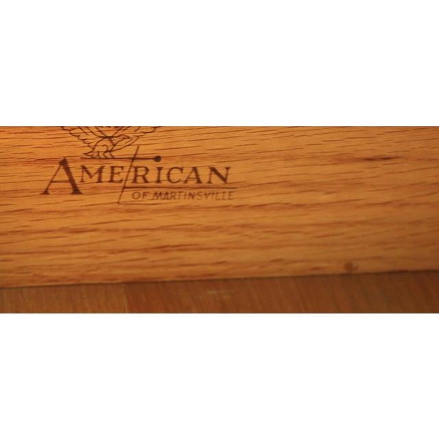 Vintage Merton Gershun for American of Martinsville Diana Dresser For Sale In New York - Image 6 of 12