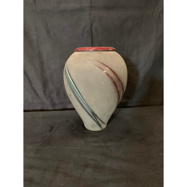 Michael Cho Studio Pottery Vessel For Sale In Tampa - Image 6 of 6