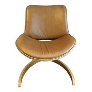 1960s Vintage Plycraft Lounge Chair For Sale