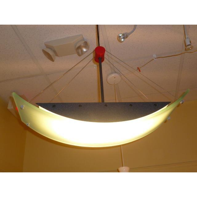 Fine Robert Sonneman Memphis Inspired Suspension Chandelier - Image 5 of 11