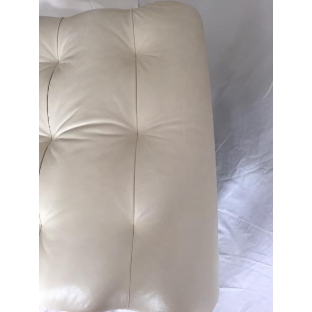 Mitchell Gold & Bob Williams Sergio Leather Chair - Image 6 of 6