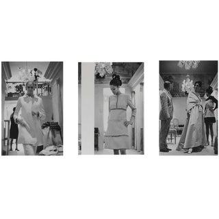 Tiziani Archives, 1968 Fashion Photographs - Set of 3 For Sale