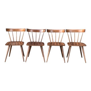 Mid Century Modern Dining Chairs by Paul McCobb- Set of 4 For Sale