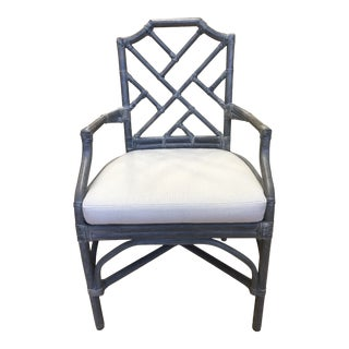 Palecek Pavilion Arm Side Chair For Sale