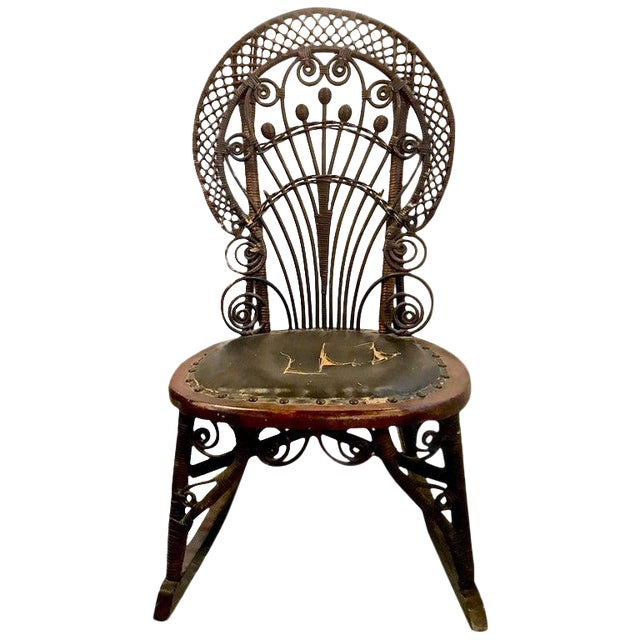 Heywood Wakefield Rocking Chair For Sale