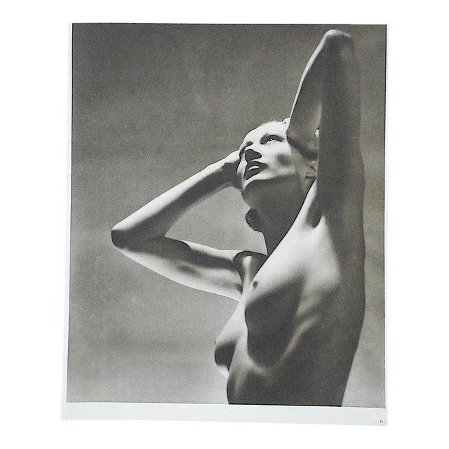Vintage Mid Century Nude Photogravure - Image 1 of 3