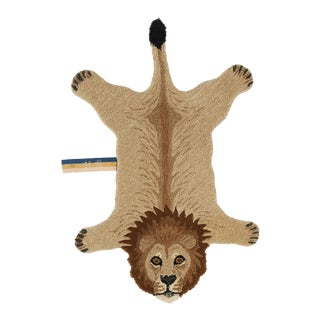 Doing Goods Moody Lion Rug Small For Sale