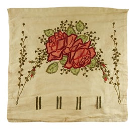 Image of Ecru Decorative Pillow Covers
