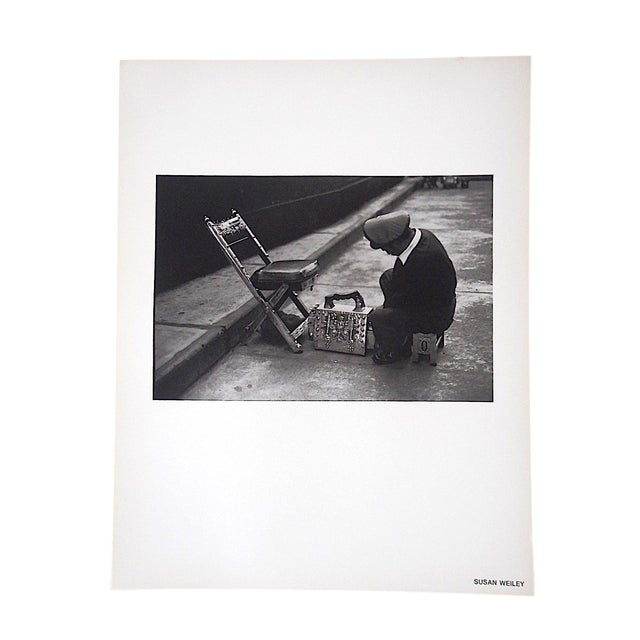 Vintage Mid Century Ltd. Ed. Photograph by Susan Weiley From 1973 SoHo Photo Gallery Portfolio For Sale