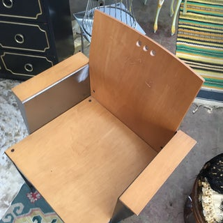 Modernist Steel Frame Chair Preview