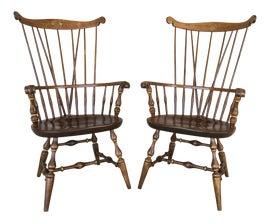 Image of Philadelphia Windsor Chairs