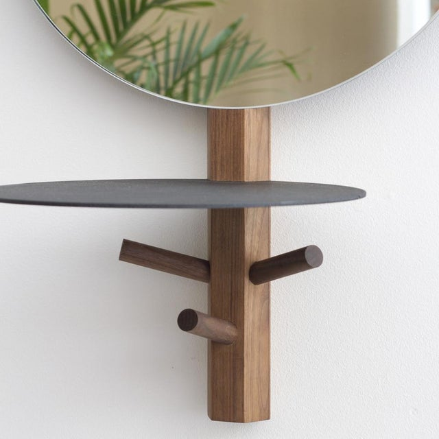 Contemporary Hex Vanity Mirorr For Sale - Image 3 of 4