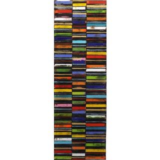 "Contemporary Original Artwork, ""Cold Black"" by Petra Ros-Nickel For Sale"