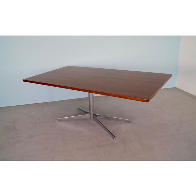 MidCentury Modern Conference Table Chairish - Mid century modern conference table