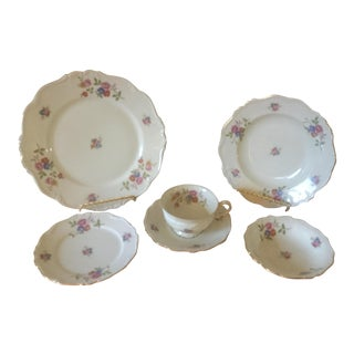 Bavarian China - Service for 8 and Seving Pieces