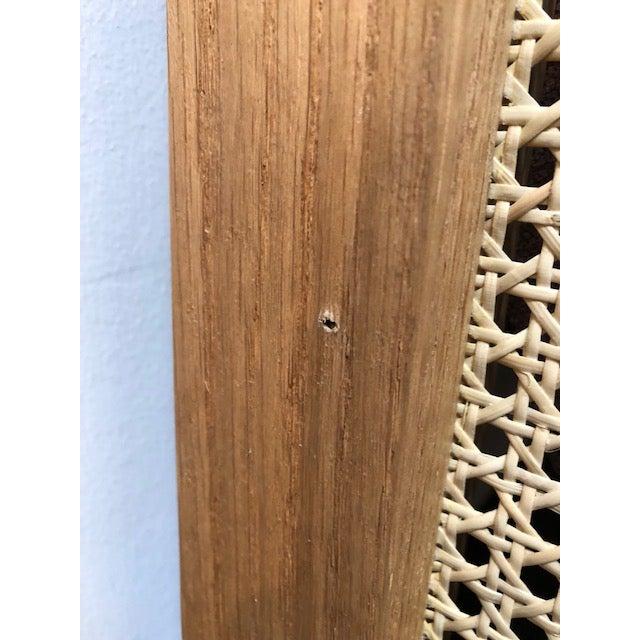 Custom Cane Armchair - Image 8 of 10