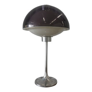 1960s Mushroom Table Lamp in the Manner of Paul Paulin For Sale