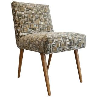 1950s Vintage T.H. Robsjohn-Gibbings for Widdicomb Desk Chair For Sale