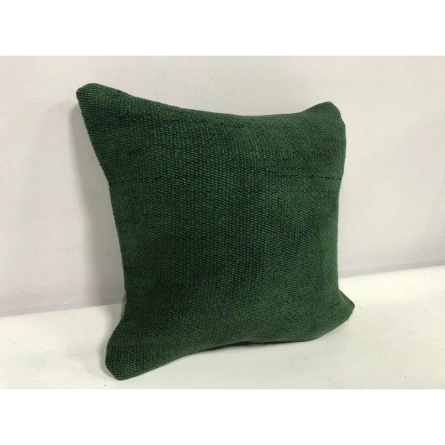 Handmade decorative Turkish vintage pillow cover. Antique handmade sofa pillow. Traditional Turkish Anatolian cushion...