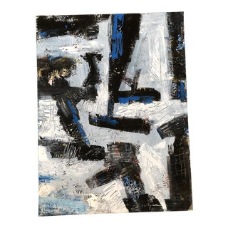Original Contemporary Abstract Original Painting Bill Ryan For Sale