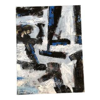 Original Contemporary Abstract Original Painting Bill Ryan For Sale