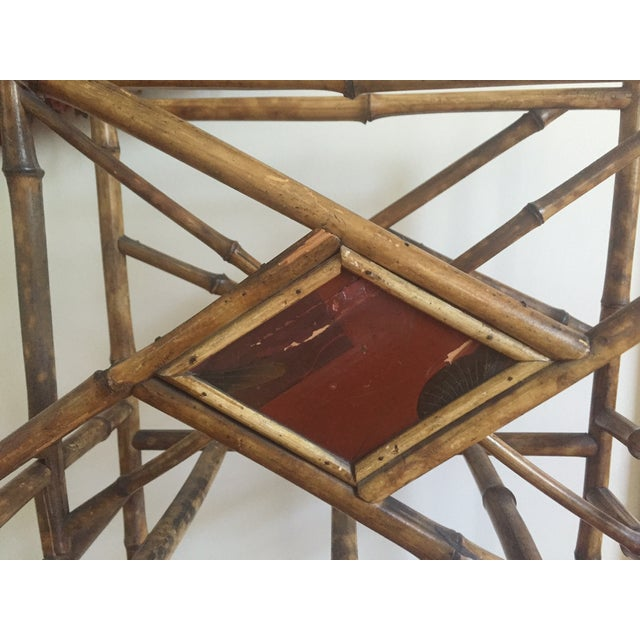 1880s French Bamboo Umbrella Stand - Image 3 of 7