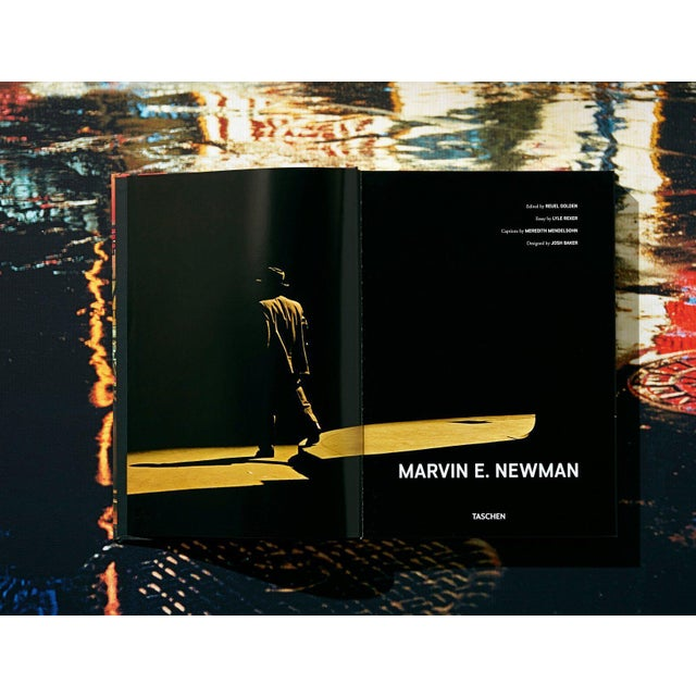 """Not Yet Made - Made To Order TASCHEN Books, """"Marvin E. Newman"""" Photography Collection, Limited Edition, Signed For Sale - Image 5 of 8"""