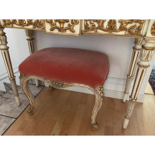 Mid-Century William Switzer Rococo Bench Preview