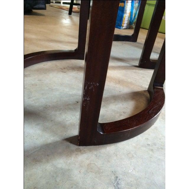 Edward Wormley Dunbar End Tables - Pair - Image 4 of 7