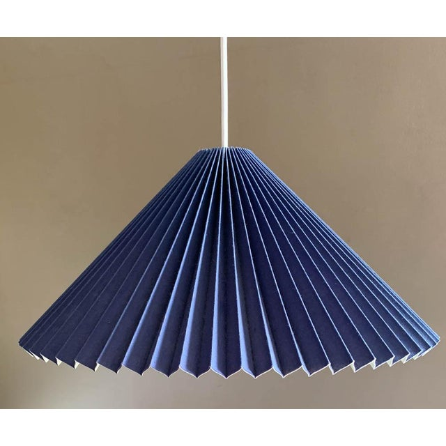 Mid Century signed Caprani ceiling Lamp. Designed by Mads Caprani for Caprani Lighting A/S. in the early 1970's. We love...