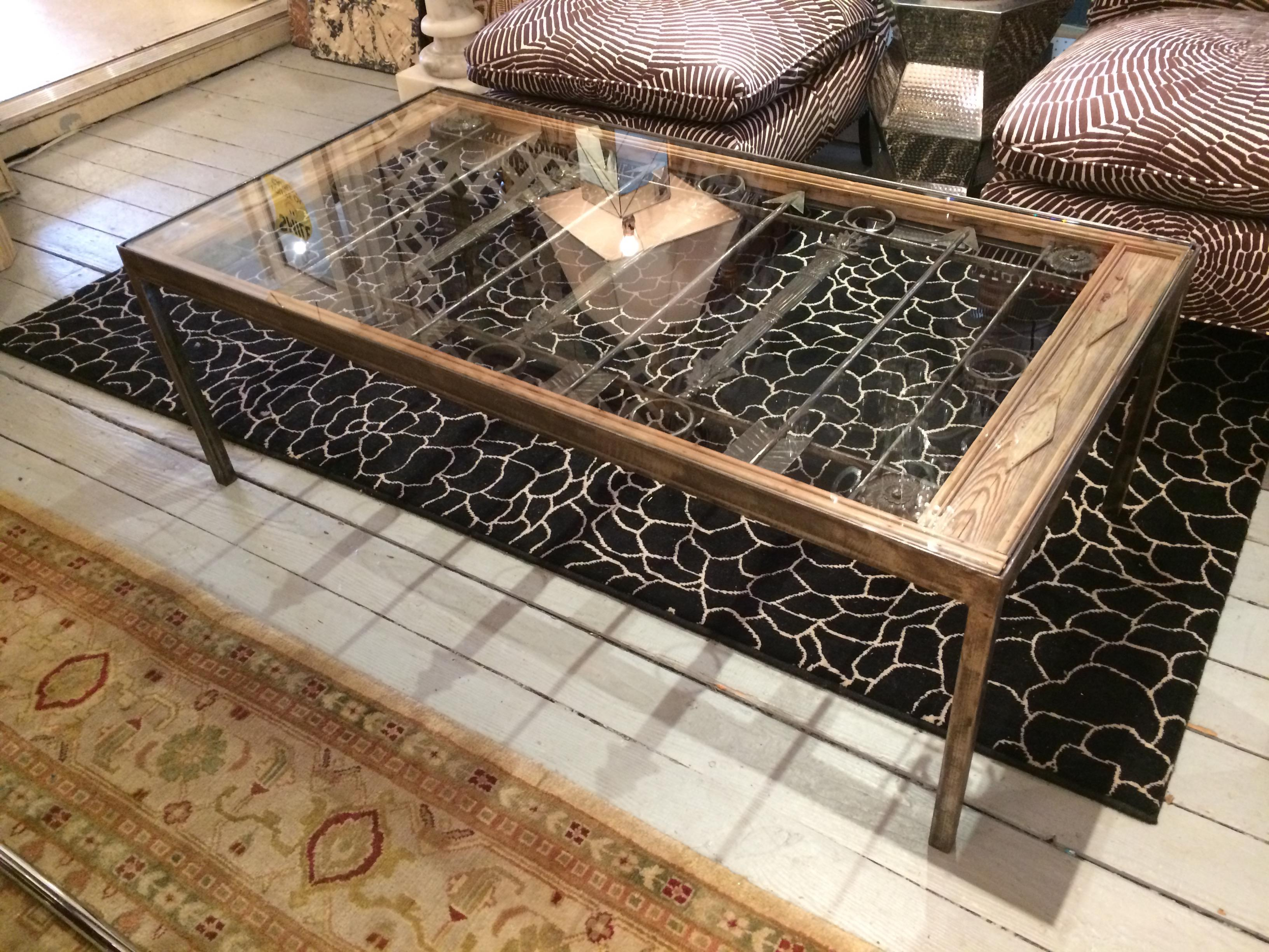 Handmade Garden Gate Coffee Table   Image 2 Of 5