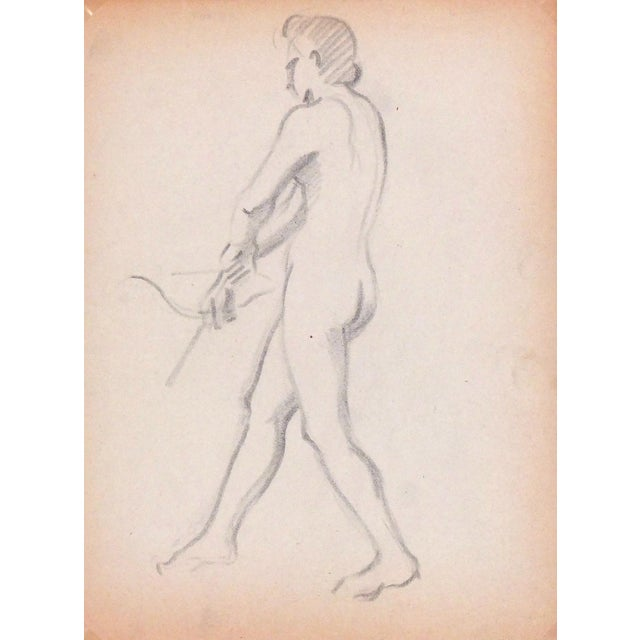 1940 Female Nude - Image 1 of 3