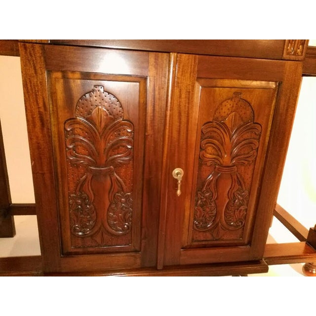 Chippendale Style Hall Tree For Sale In San Francisco - Image 6 of 10