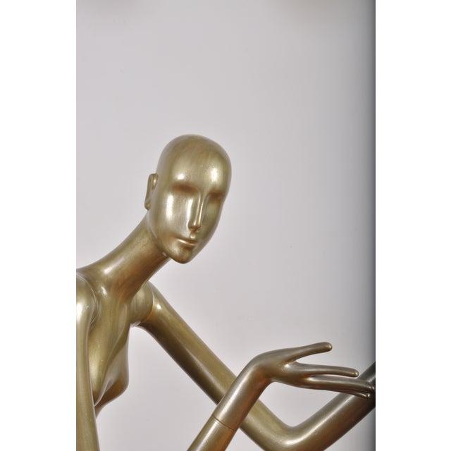 Rare Mannequin From Schlappi Zurich, Switzerland 1976 For Sale In Boston - Image 6 of 12