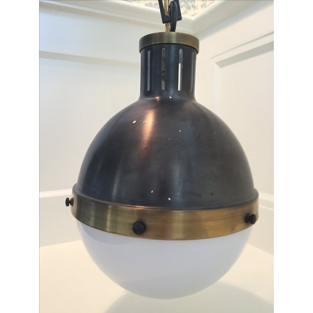 Modern Visual Comfort Thomas O'Brien Hicks Pendant Light For Sale - Image 3 of 4