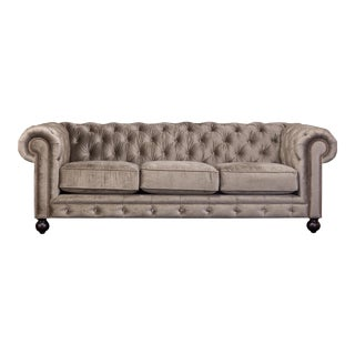 Ebb and Flow Ef Chesterfield 3 Seater For Sale