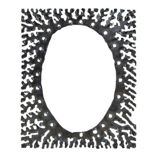 Brutalist Mirror Frame