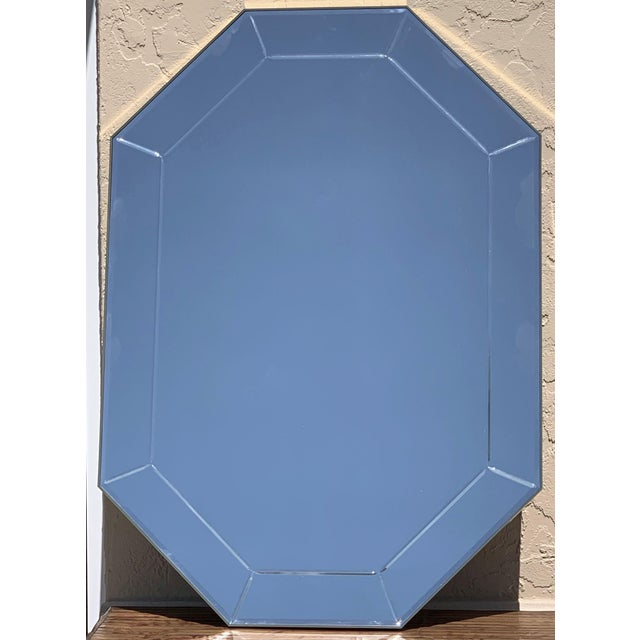 Modern La Barge Octagonal Mirror For Sale - Image 3 of 6
