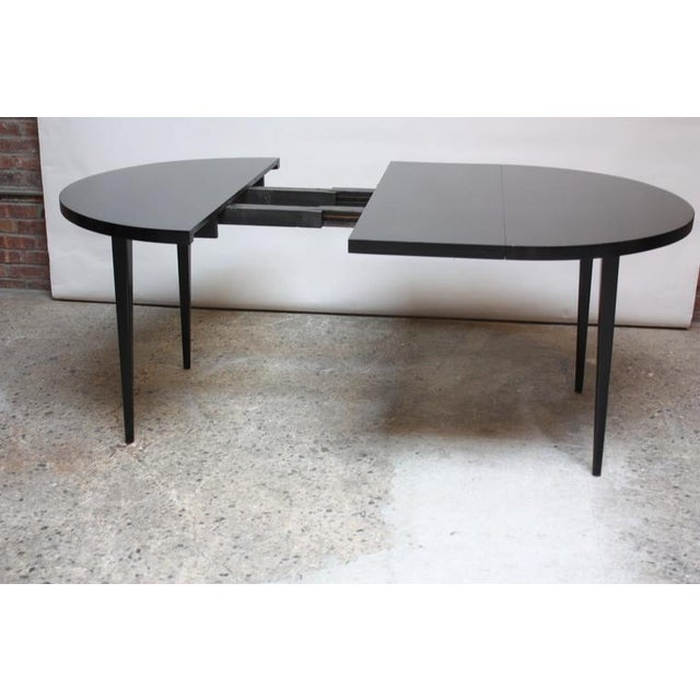 Paul McCobb Planner Group Round Extension Dining Table - Image 6 of 10