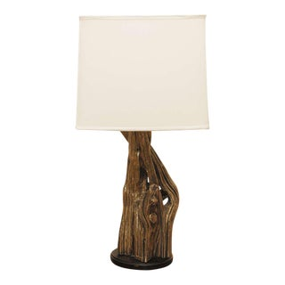 Vintage Pieri Table Lamp For Sale
