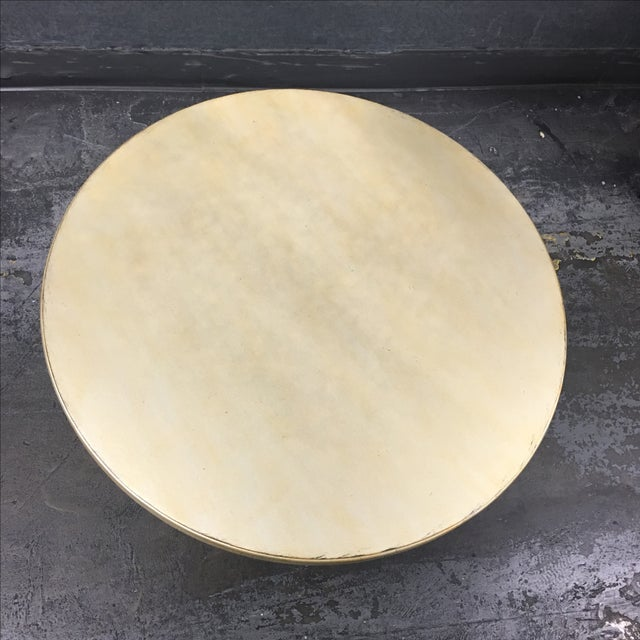 Round Library Table - Image 4 of 7