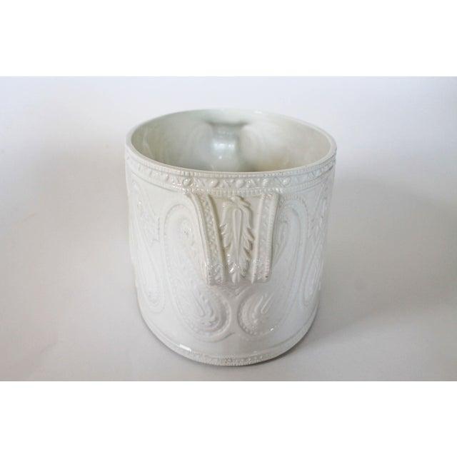 Italian Ceramic Planter For Sale - Image 4 of 8