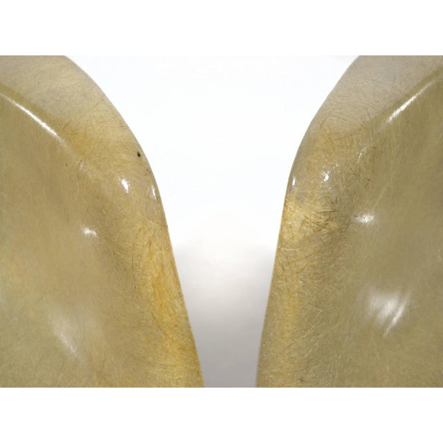 Pair of Eames SAX Armchairs by Zenith Plastics for Herman Miller - Image 10 of 11
