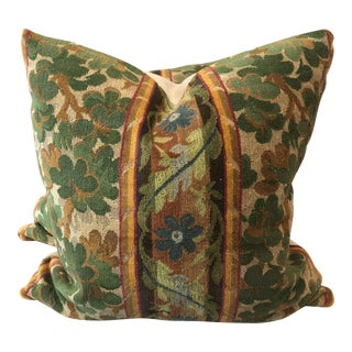 """Clarence House """"Velours Irleande"""" 22"""" Pillows-A Pair"""