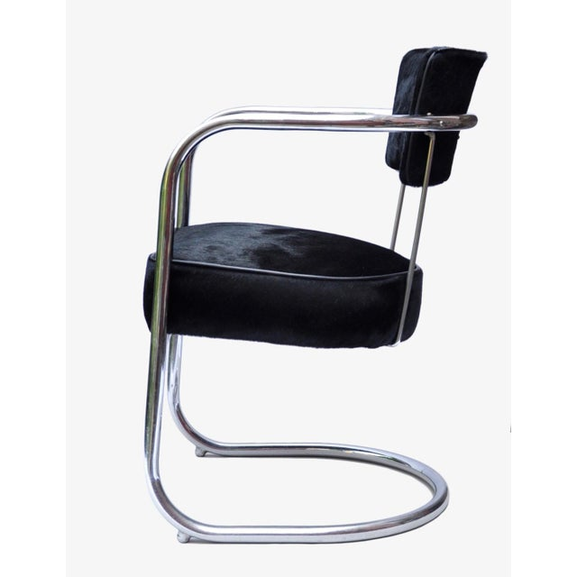 Industrial Armchair by Kem Weber for Lloyd Manufacturing 1930s For Sale - Image 3 of 10