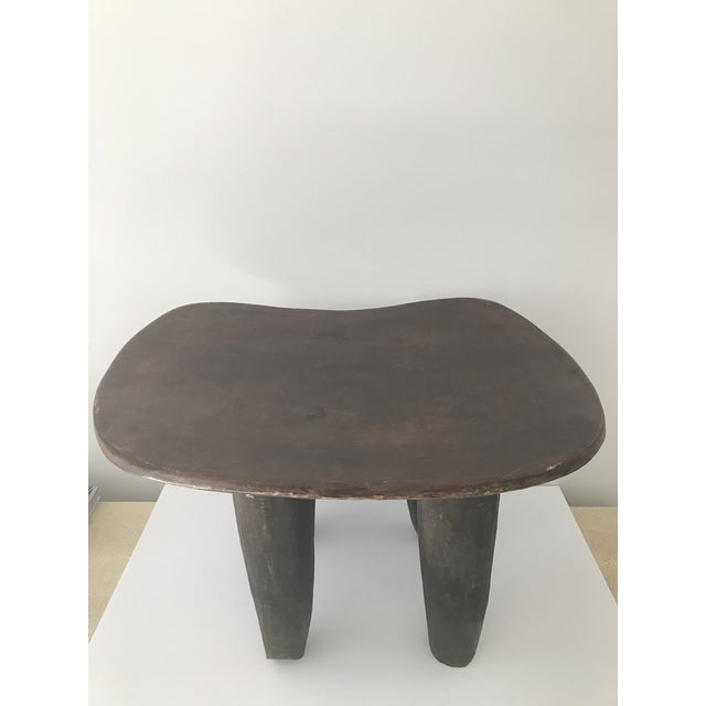 African Carved Senufo Stool - Image 3 of 9