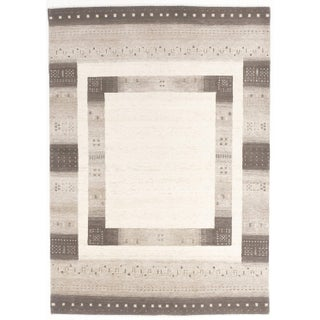 Loribuft Hand Knotted Rug - 6' X 8' For Sale