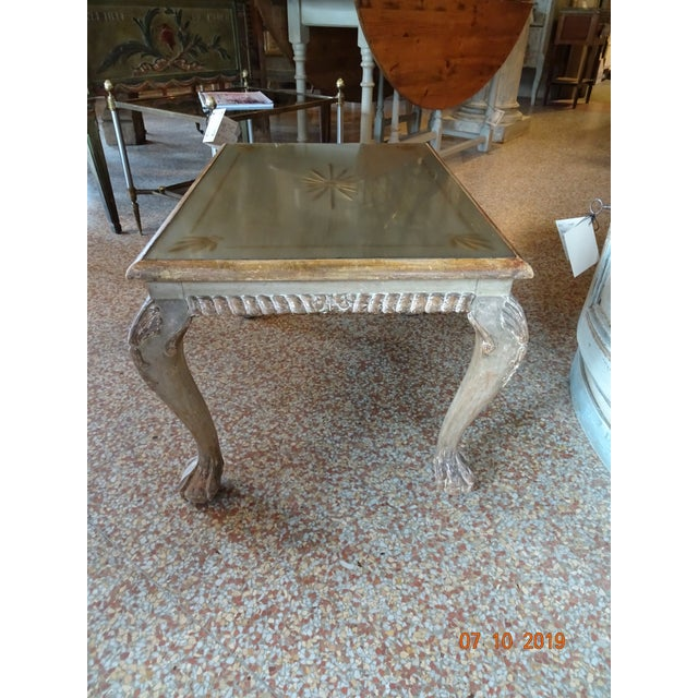 1920s Italian Coffee Table For Sale - Image 5 of 12