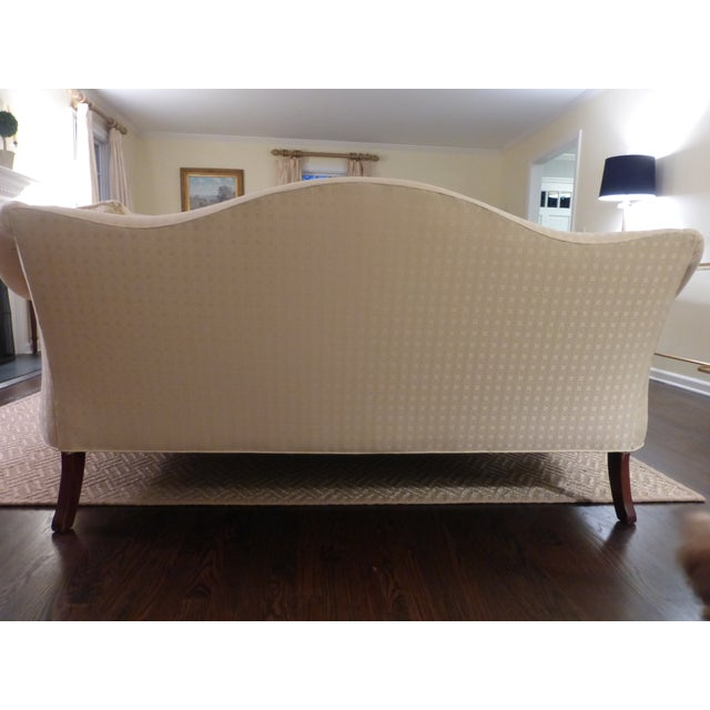 Hickory Chair Chippendale Sofa - Image 6 of 6