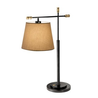 Boston Bronze Table Lamp For Sale